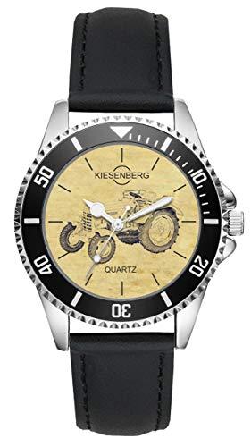Geschenk für Borgward Traktor Trecker Fahrer Fans Kiesenberg Uhr L-20463