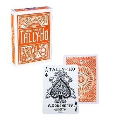 baraja-tally-ho-circle-dorso-naranja