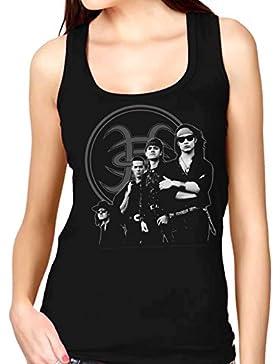 35mm - Camiseta Mujer Tirantes - Heroes Del Silencio - Senderos De Traición - Women'S Tank Top
