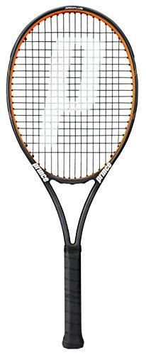 Prince Tennisschläger Tour 100 T (besaitet), schwarz, 1, 7T40H505