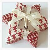 John Louden Patchwork Weihnachten Stoff Bundle–5Fat