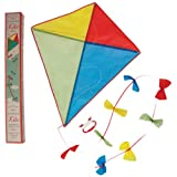 dotcomgiftshop Traditional Diamond Kite