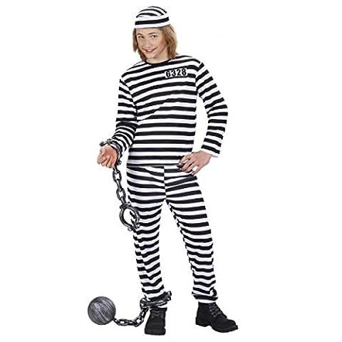 Convict - Kinder Kostüm (Kostüm Idee)