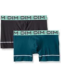 Dim 3D Flex Stay & Fit - Boxer - Uni - Lot de 2 - Homme