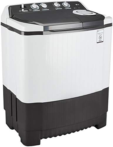 9. LG P7550R3FA 6.5 kg Semi-Automatic Top Loading Washing Machine