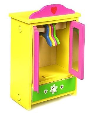 """Armario para muñecas """"Multicolor"""" por HSL"""