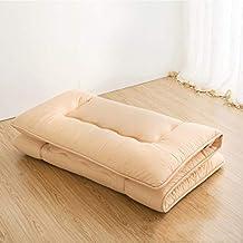 Gruesas Sueño Colchón Topper, Plegable 10cm Tatami Colchón Almohadilla Japonés Rodillo de la Cama Suave