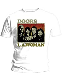 THE DOORS - LA FEMME - T-SHIRT OFFICIEL HOMME