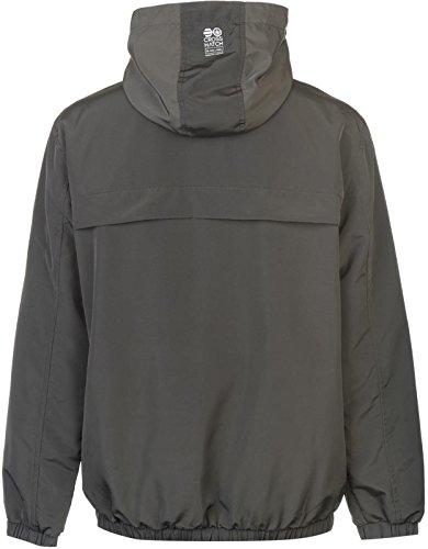 Giacca impermeabile da uomo Crosshatch Summer Pullover resistente all'acqua New Brand Sweat Top Raven