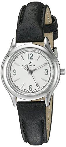 Grovana Reloj analógico para Mujer de Cuarzo con Correa en Piel 3207-1132