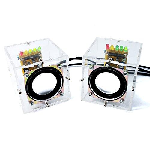 Gikfun - Kit de Amplificador de Sonido para Arduino EK1831
