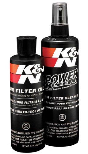 K&N 99-5050 Kit de mantenimiento para Filtros de Aire, Limpiador de Filtro...