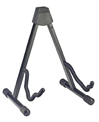 Stagg 25013871 Foldable A-frame Stand For Acousticelectricbass Guitar
