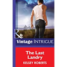 The Last Landry (Mills & Boon Intrigue) (The Landry Brothers, Book 7)