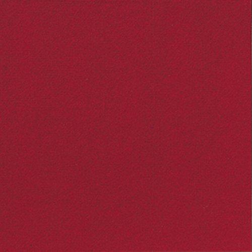 Preisvergleich Produktbild Duni Poesie-Servietten aus Dunilin Uni bordeaux, 40 x 40 cm, 12 Stück
