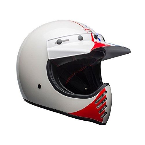 Bell Moto 3 Ace Cafe GP 66 Casco de edición limitada - Large