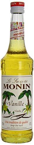 Monin Vanille (1 x 0.7 l) (Vanille-kaffee-sirup)