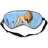 Lion 99% Eyeshade Blinders Sleeping Eye Patch Eye Mask Blindfold For Travel Insomnia Meditation preisvergleich bei billige-tabletten.eu