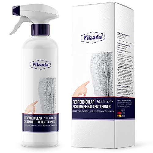 Filzada® Schimmelentferner Mit Hafteffekt - Hochwirksames Anti Schimmel Spray - Vollständiger Schimmel Stop Garantiert