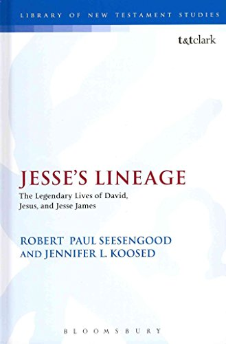 [Jesse's Lineage: The Legendary Lives of David, Jesus, and Jesse James] (By: Jennifer L. Koosed) [published: May, 2013]