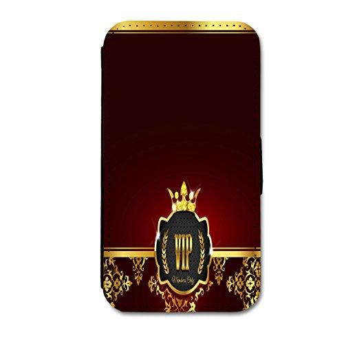 Book Style Flip Handy Tasche Case Schutz Hülle Schale Motiv Etui für Apple iPhone 5 / 5S - Flip 1A49 Design1 Design 5