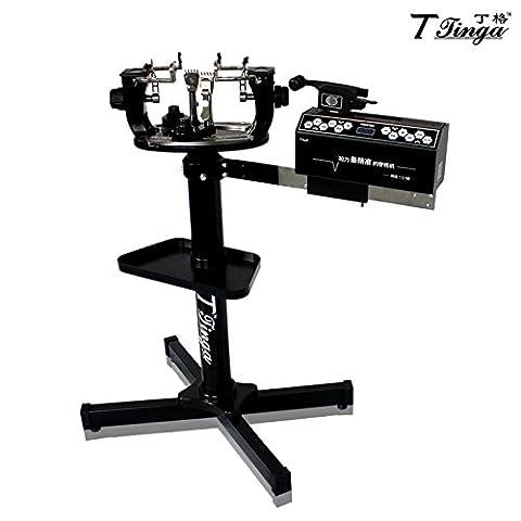 t2888vertical micro-ordinateur Cordage Machine spécialisés pour raquettes de