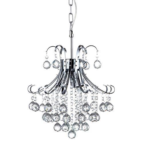 LED Chandelier Wohnzimmer Kristall Lampe Moderne Minimalistische Laterne Europäischen Restaurant Schlafzimmer Lampe Luxus Königliche Familie - Eine Leichte Federung Anhänger