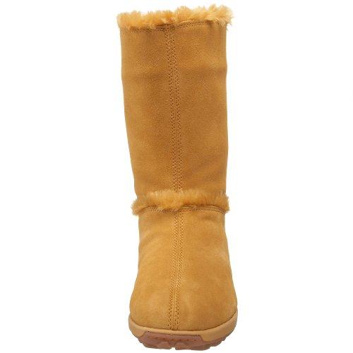 Timberland Mukluk Pull-On Fur Large Daim Botte Wht-Bl