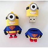 Tobo - USB Flash Drive Cute Cartoon Shape U Disk Pen Drive Flash Memory Stick.(32GB)