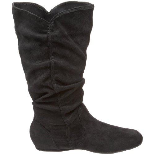 Skechers Tini, Boots fille Noir (Blk)