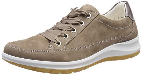 ARA Damen Tokio 1239801 Sneaker, Beige (Taupe, Titan 09), 38 EU