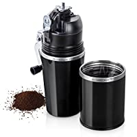 ROMAUNT Manual Coffee Grinder Brewer Machine