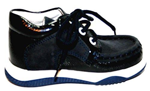 Janosch a057 chaussures enfant garçon fille Bleu - Bleu foncé