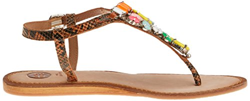 Gioseppo Stacy, Sandali Donna, Multicolore (Tan) Multicolore (Tan)