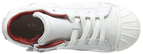 Pinocchio P1939/162/0000/0000, Baskets Basses mixte enfant Blanc - Weiß (30LE)