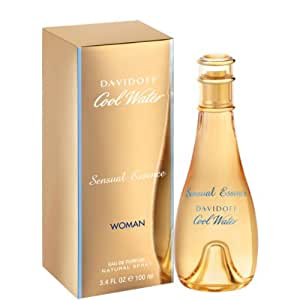 Davidoff Cool Water Sensual Essence Eau De Parfum Spray - 100ml/3.4oz