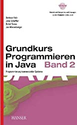 Grundkurs Programmieren in Java, Bd.2, Programmierung kommerzieller System