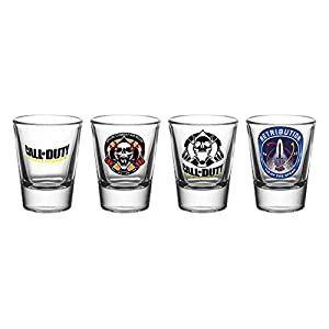 Call Of Duty Infinite Warfare – Mix Schnaps-Glas-Set Standard