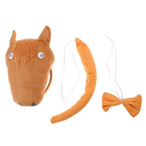 - Kinder Plüsch Pferd Kostüme