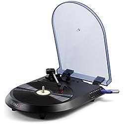 Technaxx TX-43 Platine vinyles Noir