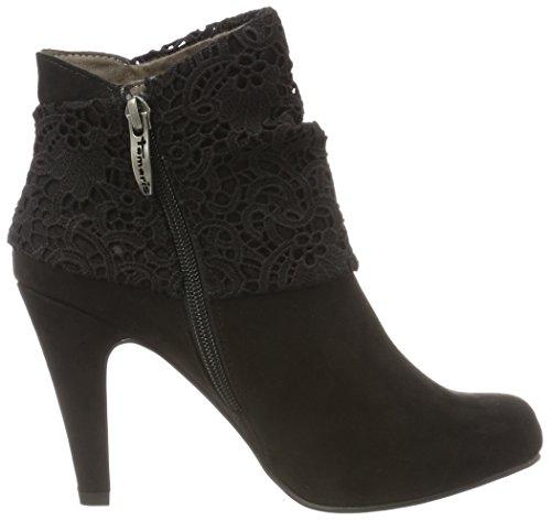 Tamaris 25324, Bottes Classiques Femme Noir (Black 001)