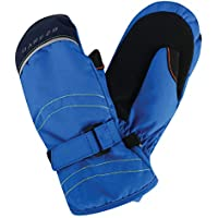 Dare 2b Handful Insulated and Water Repellent Winter Ski Guantes, Infantil, Athletic Blue, Tamaño 13