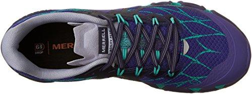 Merrell Agility Peak Flex Women's Scarpe Da Trail Corsa - AW17 Nero