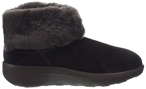 Fitflop Mukluk Shorty 2 Boots, Stivaletti Donna Brown (Chocolate)