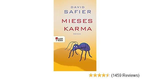 Mieses Karma Ebook David Safier Amazonde Kindle Shop