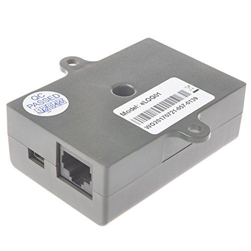 YAOSHI-controlador Elog01 Wird für Solarladeregler zum Aufzeichnen und Herunterladen von Systemdaten verwendet. Verbindung zum PC über USB