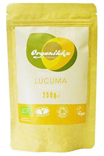 Organikku - Poudre de lucuma biologique - 250 g