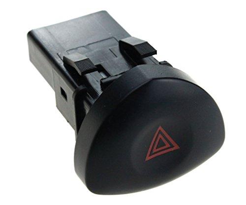 Micro Trader AU348 Hazard Warning Light Switch Button Dash Oe 8200442723 Test