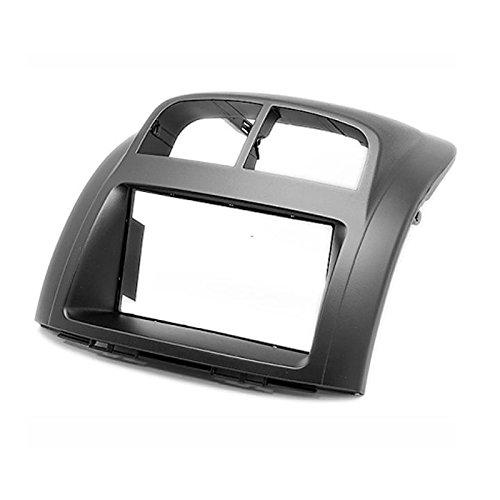 Price comparison product image Carav 11-270 Double Din Radio Stereo Adapter DVD Dash Installation Surrounded Trim Kit for SUBARU Justy 2007-2011 / TOYOTA Passo 2004-2010 / DAIHATSU Boon 2004-2010; Sirion 2005-2007 / PERODUA MyVi (I) 2005–2011 Facia Trim Fascia with 173*98mm and 178*102