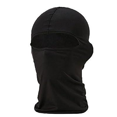 Leegoal(TM) Ultra Thin Balaclava Face Mask Ski Bike Motorcycle Helmets for Men and Women by leegoal